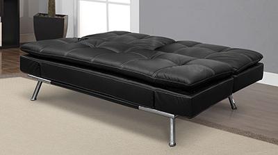 Click Clack Convertible Sofa Free Daisy U Gray With Click